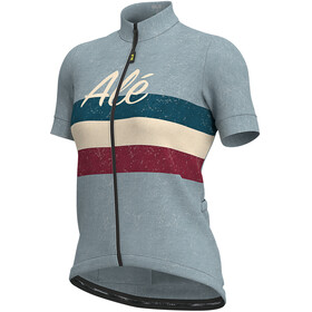 Alé Cycling Classic Epica SS Jersey Women light blue